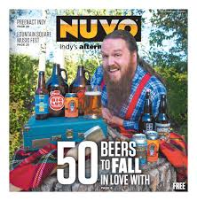 Ichabod Pumpkin Ale Calories by Nuvo Indy U0027s Alternative Voice October 04 2017 By Nuvo