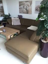 sofa echtleder günstig kaufen ebay