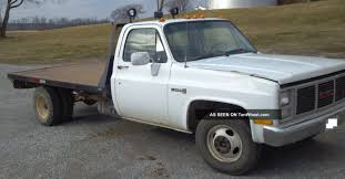100 1988 Chevy Truck For Sale 1 Ton Dually One Ton Flatbed S For In Alberta