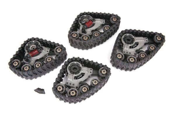 Traxxas TRX-4 Traxx Complete Front & Rear All-Terrain Track Set 8880