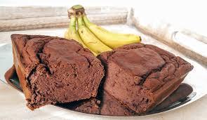 sündenfreier schoko bananen kuchen für leib und seele