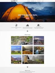 20 Inspiring Travel Website Designs That Works