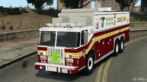 100 Gta Iv Fire Truck Mods Rescue 1 FDNY ELS For GTA 4