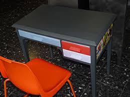 bureau customisé meubles revisités bis établi and co
