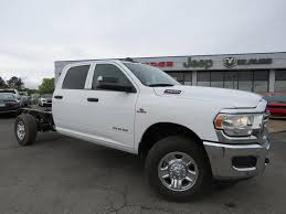 100 Dodge Dually Trucks For Sale NEW 2019 RAM 3500 TRADESMAN CREW CAB CHASSIS 4X4 1724 WB