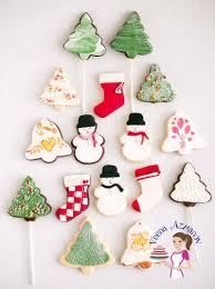 Gumdrop Christmas Tree by Christmas Cookies Veena Azmanov