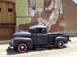 100 Chevy Hot Rod Truck 1951 Arizona Pickup Rat Ratrod 3100