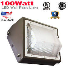 wyzm 100w led wall pack light 350 400w hps mh bulb replacement