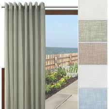 Traverse Curtain Rods For Sliding Glass Doors by One Way Draw Patio Curtain Thermal Patio Door Curtain