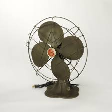 12 Oscillating Desk Fan by Just Found An Emerson Electric Junior Fan 1939 1949 At A Local