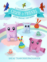 Cake Decorating Books Barnes And Noble by Sayjai Amigurumi Crochet Patterns K And J Dolls K And J Publishing