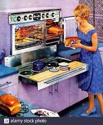 küchengeräte der 1950er jahre stockfotos und bilder kaufen