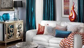 Teal And Orange Living Room Decor by Blue Orange Living Room Ecoexperienciaselsalvador Com