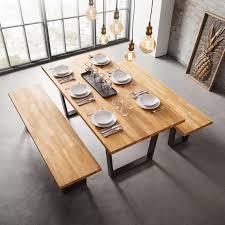 esstisch aus eiche echtholz ca 180x90 cm