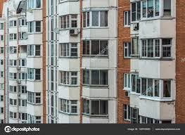 100 Apartments In Moscow MOSCOW RUSSIA FEBRUARY 2017 Borisovskie Prudy