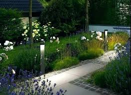 Outdoor Landscape Path Lighting Landscaping Fixtures Pathway Modern