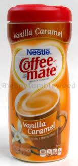 Nestle Coffee Mate Vanilla Caramel Flavor Creamer Powder 15 Oz Non Dairy BigBoyTumbleweed