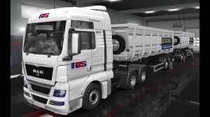 100 Rts Trucking ETS2 13331S RODONITCHO MODS SKIN MAN TGX RTS HAMBURG BY DAWESON