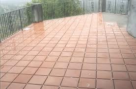 Manganese Saltillo Tile Presealed U Custom Stained Mexican by Saltillo Tile Floor Patterns Carpet Vidalondon