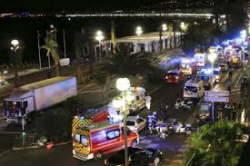 LISTEN: Eyewitness Accounts Of Bastille Day Attack In Nice, France ... Nice France Attacked On Eve Of Diamond League Monaco Truck Plows Into Crowd At French Bastille Day Celebration In What We Know After Terror Attack Wsjcom Car Hologram Wireframe Style Stock Illustration 483218884 Attack Hero Stopped Killers Rampage By Leaping Lorry And Laticrete Cversations Truck Isis Claims Responsibility For Deadly How The Unfolded 80 Dead Crashes Into Crowd Time Membered Photos Photos Abc News A Harrowing Photo That Dcribes Tragedy Terrorist Kills 84 In Full Video