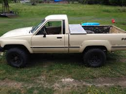 100 1987 Toyota Truck 4WD Pickup New Member Nation Forum Car And