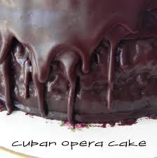 Gift of Simplicity Cuban Opera Cake