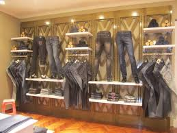 Jean Display Clothing Boutique