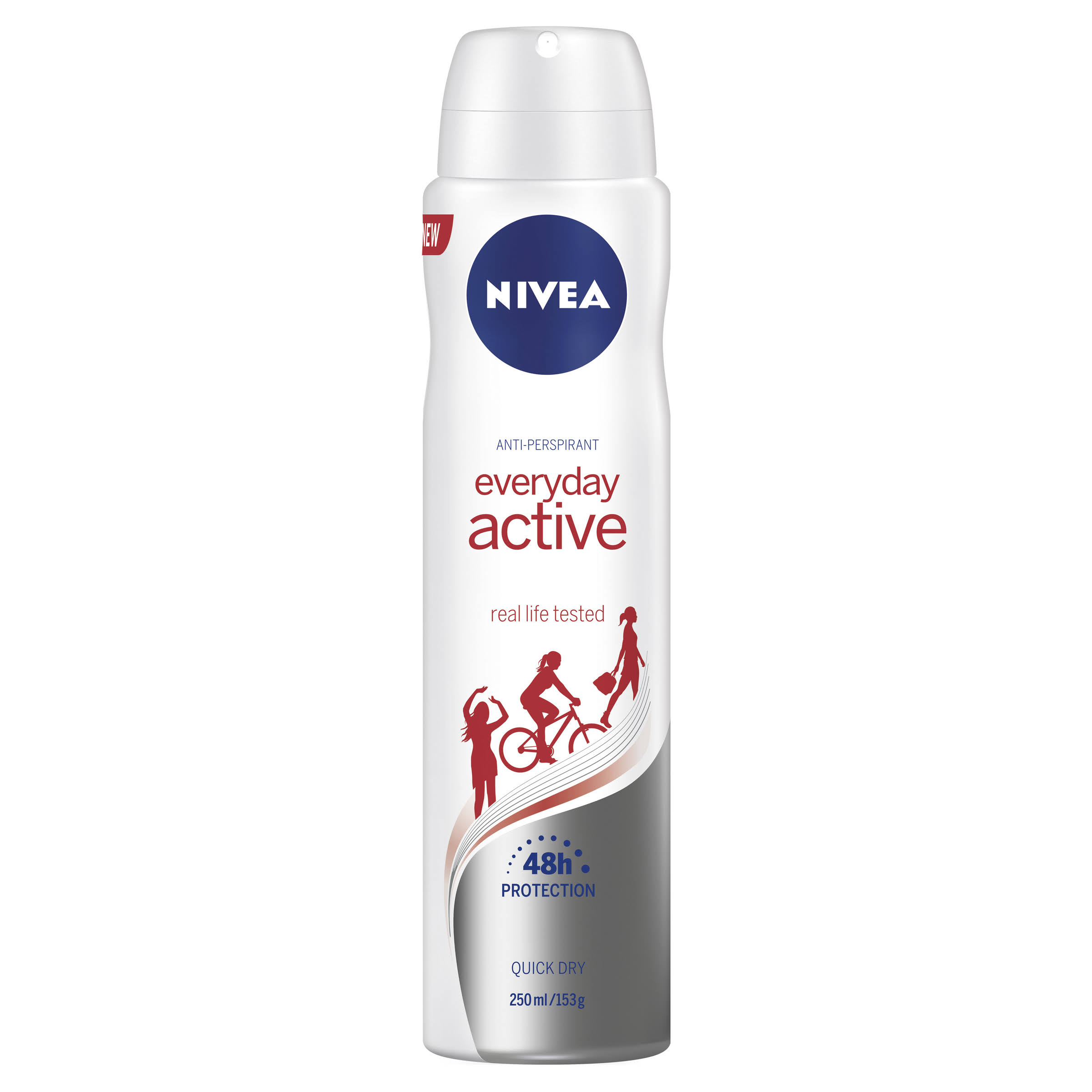 Nivea Dry Confidence Anti-perspirant Deodorant Spray - 250ml