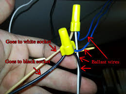 4 Lamp T12 Ballast Wiring Diagram by Peculiar Problem With T12 Ballasts Electrical Diy Chatroom