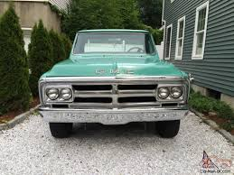 1969 Chevy Chevrolet K10 GMC 1500 Short Bed 4X4!! RARE!! C10 2500 ...