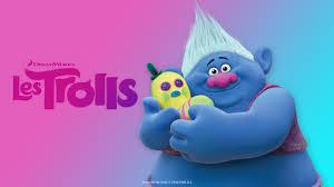 Coloriage Trolls Poppy Et Branche