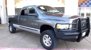 2003 Dodge Ram 2500 Longbed 4X4, Cummins, Banks, Edge Upgrades, For ...