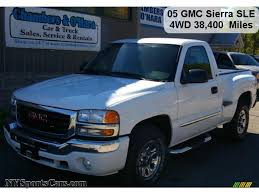 2005 GMC Sierra 1500 SLE Regular Cab 4x4 In Summit White - 322047 ... 2006 Gmc Sierra 1500 Slt Z71 Crew Cab 4x4 In Stealth Gray Metallic Is Best Improved June 2015 As Fseries Struggles 1954 Pickup Classics For Sale On Autotrader 2016 Canyon Overview Cargurus Sle 4wd Extended Cab Rearview Back Up 2011 2500 Truck St Cloud Mn Northstar Sales Lifted Trucks For Salem Hart Motors Autolirate At The New York Times Us Midsize Jumped 48 In April Colorado 1965