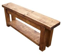 Large Size Of Benchrusticryway Bench Excellent Picture Inspirations Diy Farmhouse Tutorial With Storage