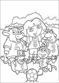 Dora Kleurplaten 016 660x866