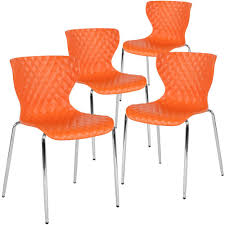 Orange Plastic Stack Chairs (Set Of 4) 10 Best Waiting Roomguest Chairs Updated May 2019 Office Factor Side Room Guest Chair Stackable With Arms Burgundy Fabric Reception Staples Panel Contemporary Visitor Chair Armrests Upholstered Landing Page Integrity Fniture Room Office Stackable Magis Air Herman Heavy Duty 3 Seat Bench Bank Airport Blue Miller 5 Beautiful Chairs For Fxible Ding Areas In