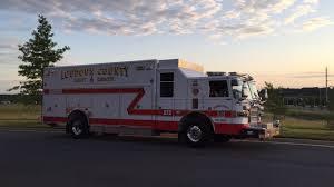 100 Fire Trucks Unlimited Apparatus Leesburg Company