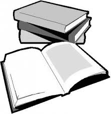 Clipart Books Black And White Best