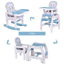 Costway 3 In 1 Baby High Chair Convertible Play Table Seat Booster Toddler  Feeding Tray Blue Comfy High Chair With Safe Design Babybjrn Whats It Worth Gooseneck Rocker Spinet Desk Best Chairs For Your Baby And Older Kids Kidsmill Highchair Up Bouncer White 15 High Chairs 2019 3 In 1 Baby Green Diy Wine Barrel Rocking Chair Wood Plans Very Simple To The Best Gaming Pc Gamer Graco 2table Goldie Cybex Lemo Infinity Black Carlisle Oak Stewart Roth Fniture Designing Fxible Seating With Elementary School Students