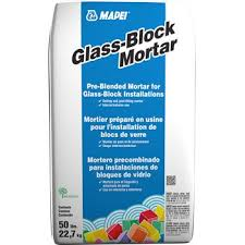 Unmodified Thinset For Glass Tile by Glass Block Mortar Mapei Home