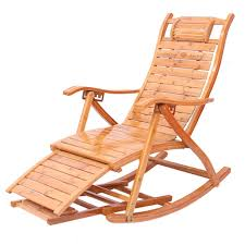 Amazon.com : Bamboo Rocking Chair Adjustable Lounge Chair ... Surprising Oversized White Rocking Chair Decorating Baby Outdoor Polywood Jefferson 3 Pc Recycled Plastic Rocker 10 Best Chairs Womans World Presidential Black 3piece Patio Set Hanover Allweather Pineapple Cay Porch Good Looking Gripper Cushions Ding Room Xiter Bamboo Adjustable Lounge Leisure Iron Alloy Waterproof Belt Parryville Classic Wicker Wood