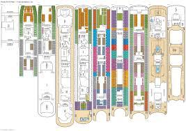 Azamara Journey Deck Plan 2017 by Oriana Deck Plans Diagrams Pictures Video