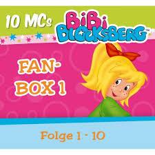 bibi blocksberg 10er mc box 1 folge 1 10