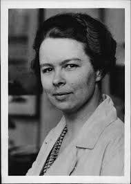 Katharine Burr Blodgett January 10 1898 October 12 1979 Was The First Woman To Be Awarded A PhD In Physics From University Of Cambridge 1926