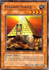 pyramid turtle structure deck zombie madness yugioh online