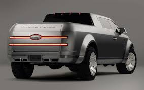 100 Ford Concept Truck Concept Things We Find Interesting