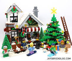 Nyc Christmas Tree Disposal 2015 by Review Lego 10249 U2013 Winter Toy Shop 2015