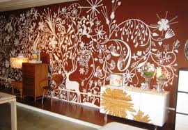decorative stencils for walls beautiful wall painting stencils to play up the walls according to