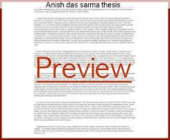 Unique Gwu Business Resume Template Anish Das Sarma Anish Das Sarma Thesis Term Paper Academic Writing Service