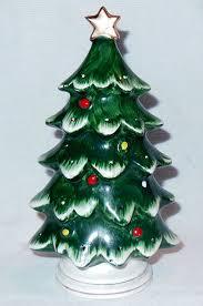 Cracker Barrel Ceramic Christmas Tree Replacement Bulbs by Bottle Brush Christmas Tree Ebay